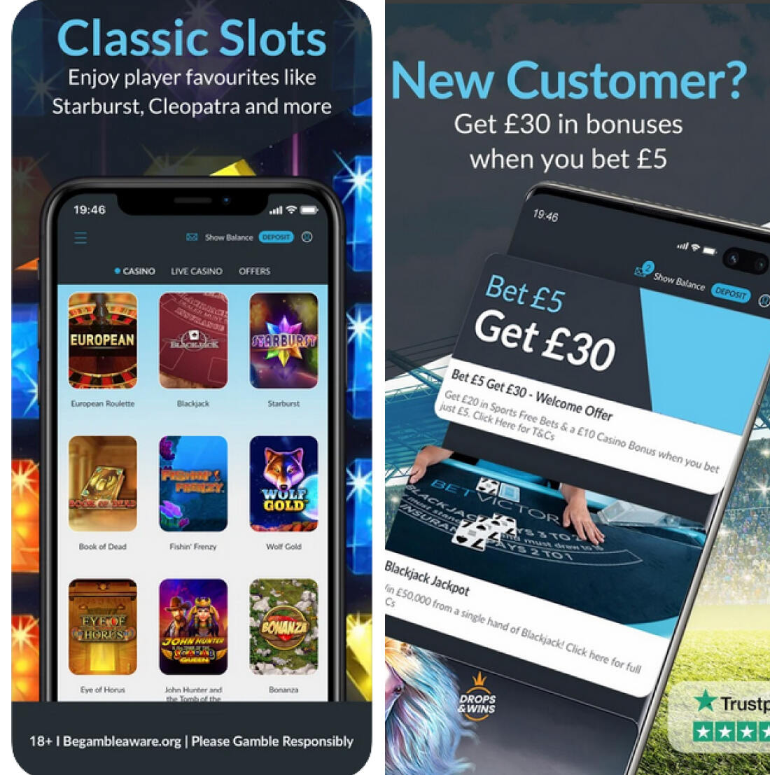 BetVictor image