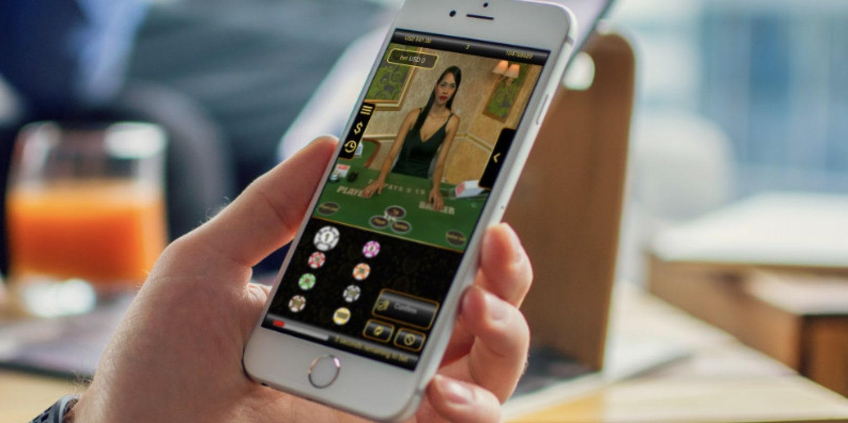 Mobile Casino Bonus image