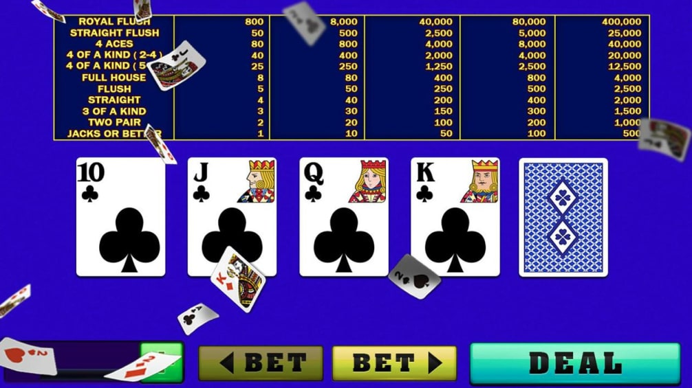 How To Play Video Poker Online: A Beginner's Guide