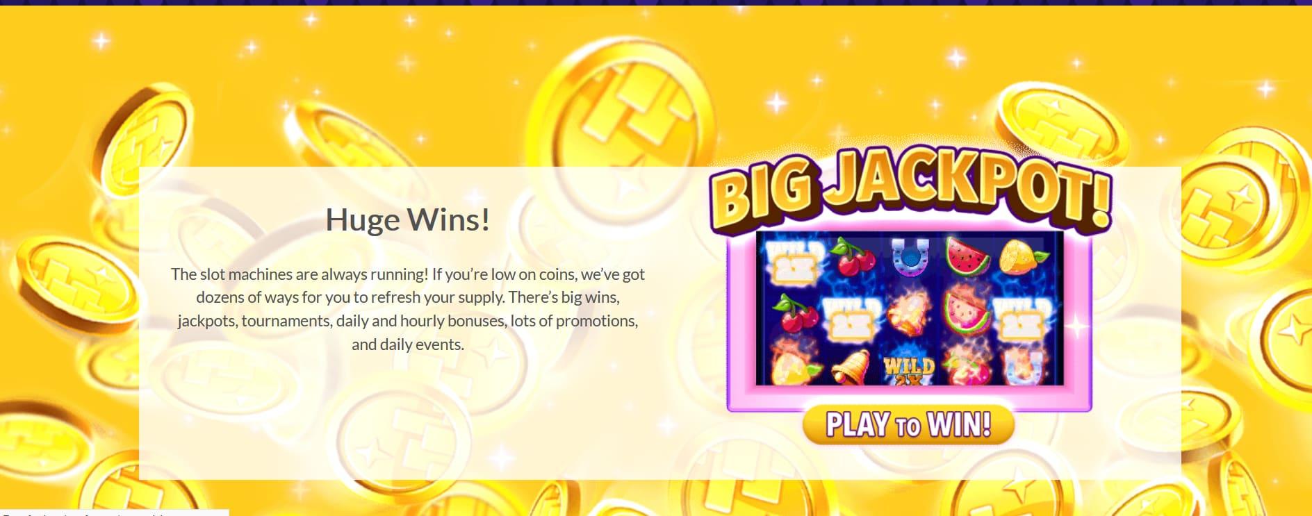 35,000+ Coin Jackpot Win