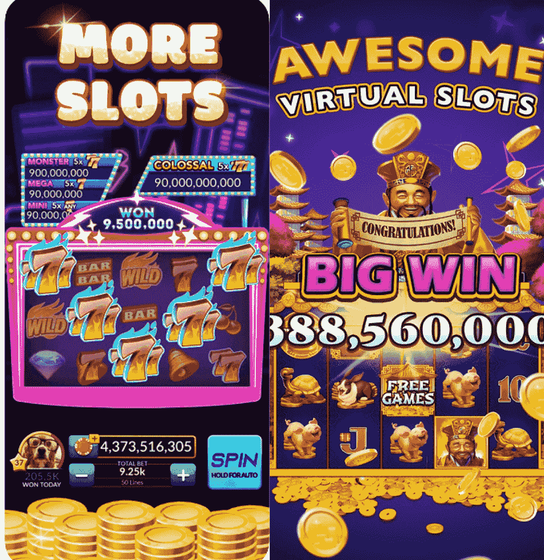 Jackpot Magic Slots image