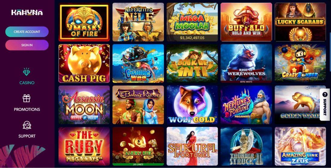 kahuna-casino-games