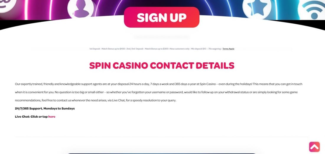 Spin-Casino-Signup