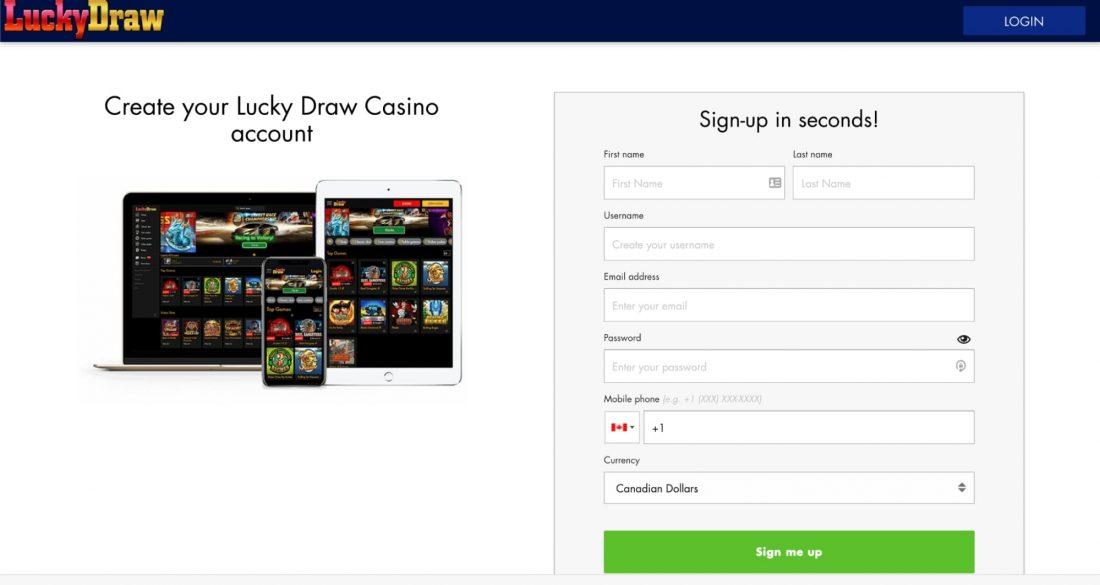 lucky-draw-casino-signin
