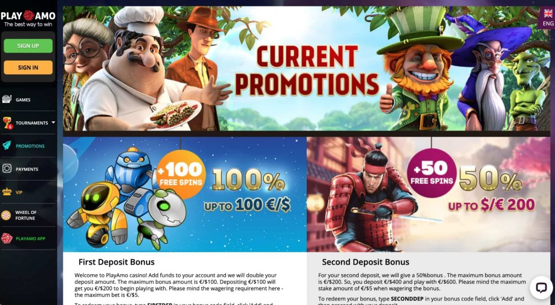 PlayAmo-casino-promotions