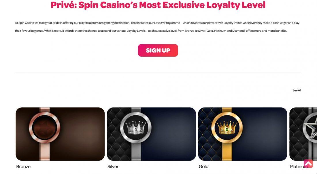 Spin-Casino-Loyalty-Program