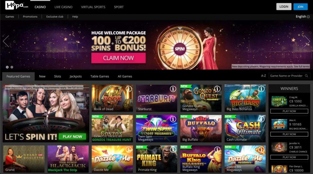 Hopa-Casino