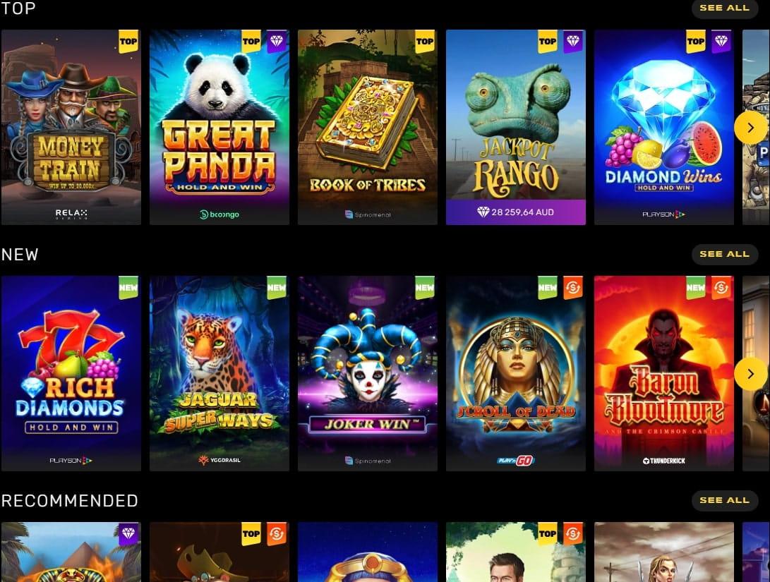 rocketplay-casino-games