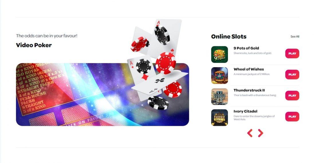 Spin-Casino-video-poker