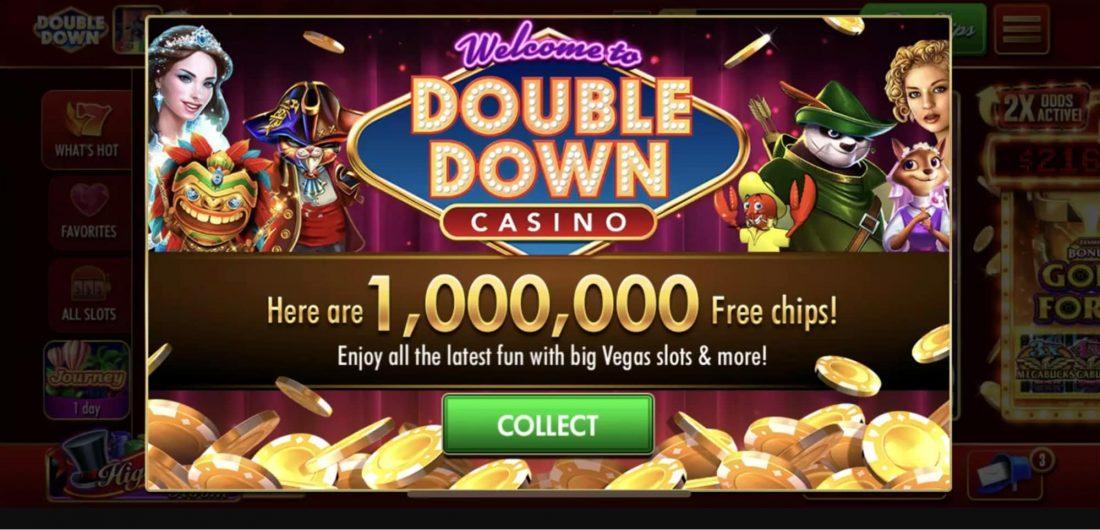 Double-Down-bonus