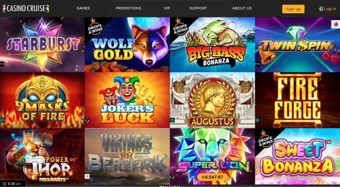 Casino-Cruise-games