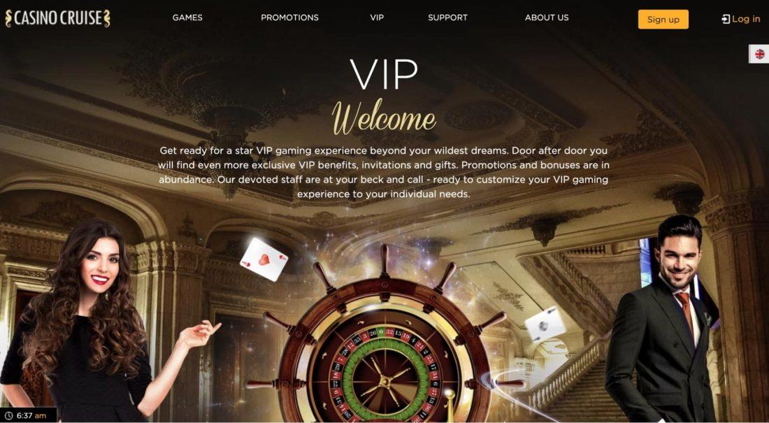 Casino-Cruise-vip-program