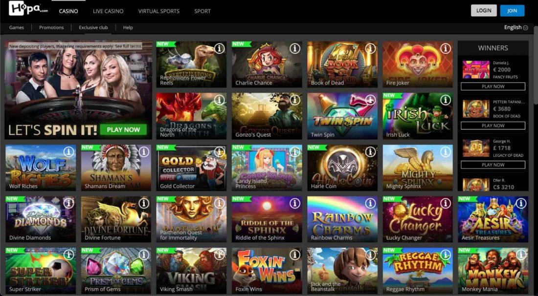 Hopa-Casino-slots