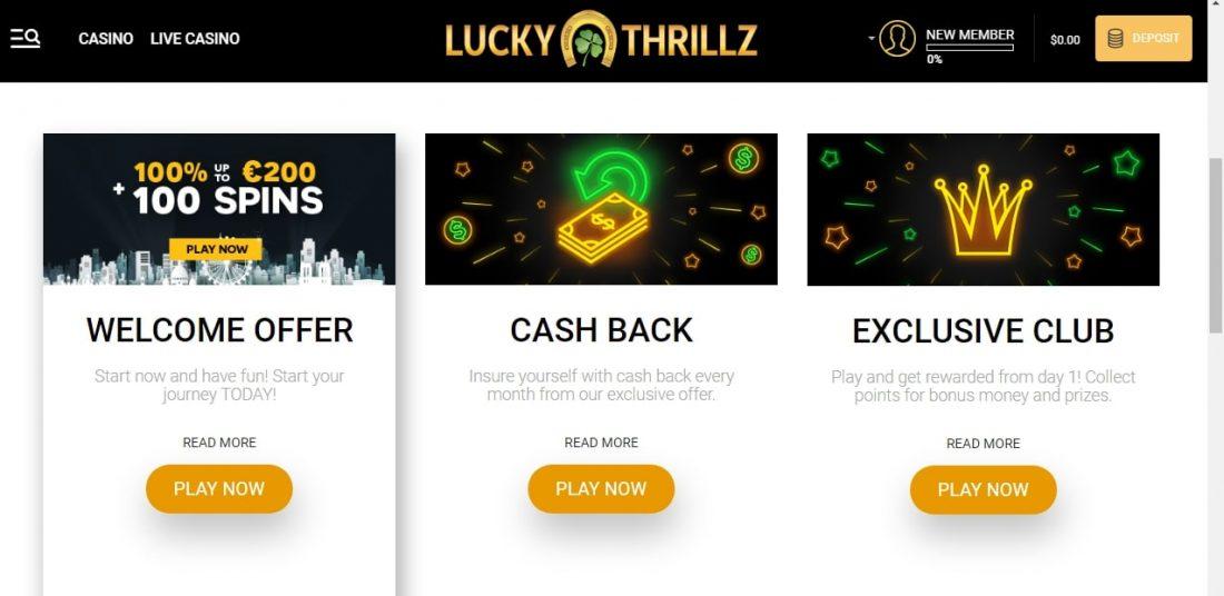 lucky-thrillz-casino-welcome-bonus