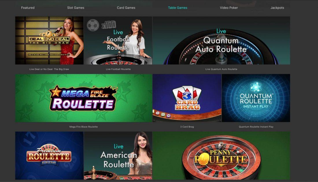 bet365-casino-video-poker