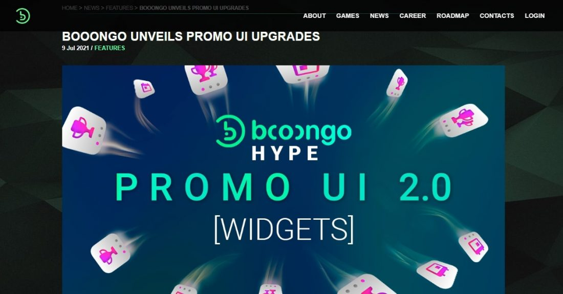 Booongo promo