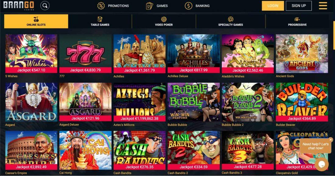 brango-casino-games