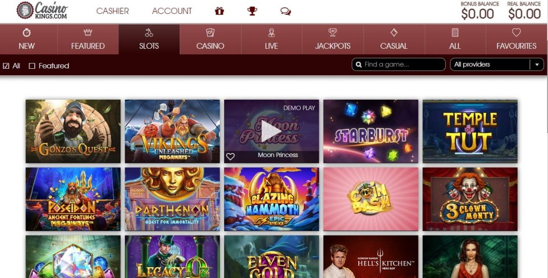 Casino Kings Slots