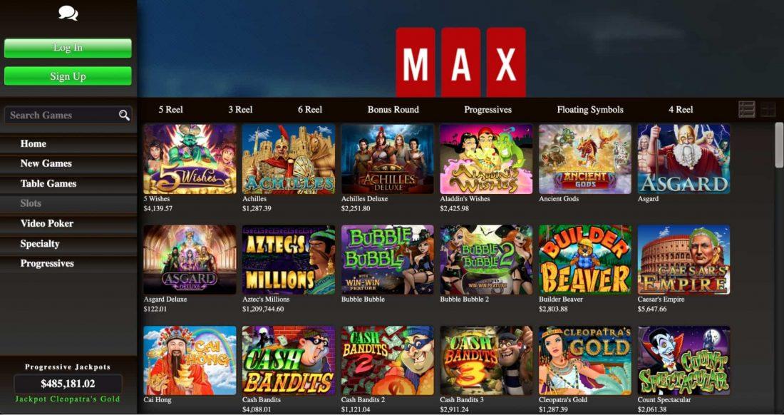 casinomax-games
