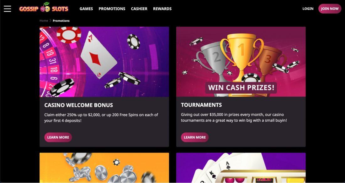 gossip-slots-casino-bonuses-and-promotions