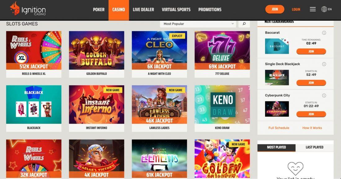 ignition-casino-slots