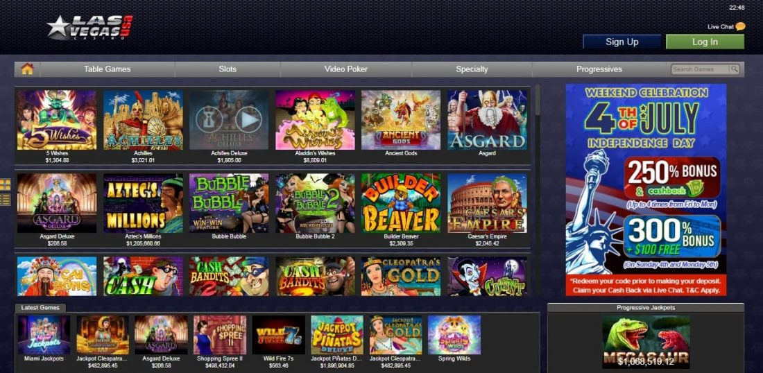 las-vegas-usa-casino-games