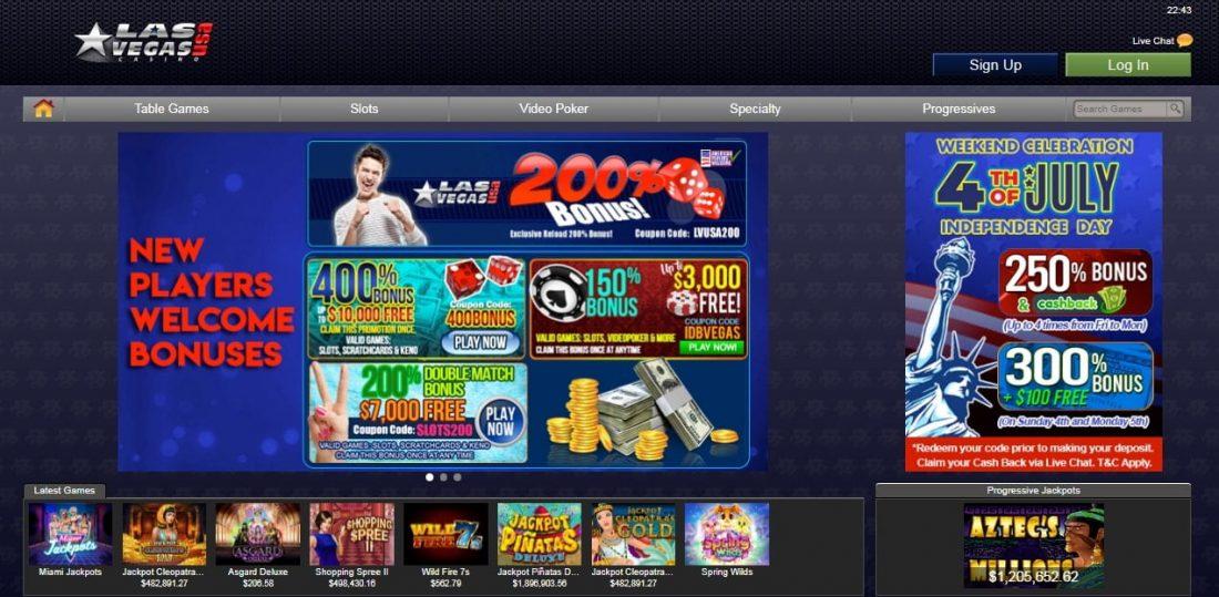 las-vegas-usa-casino-welcome-bonus
