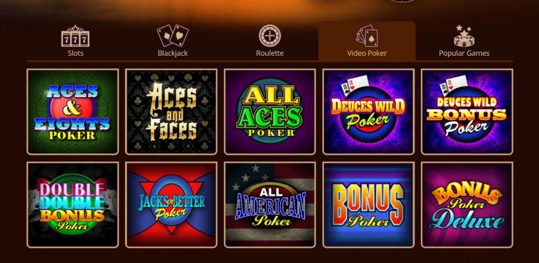 River Belle Casino Games