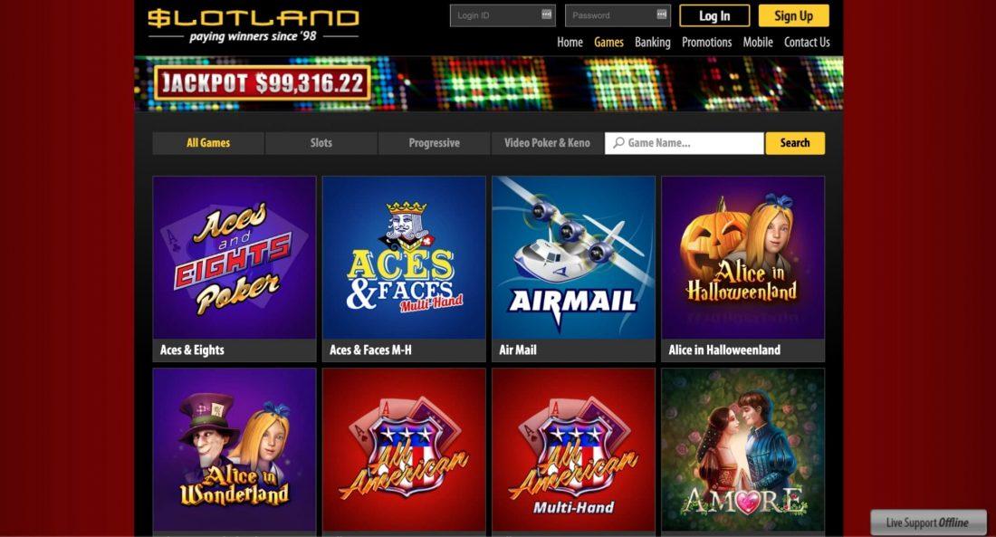 scotland-casino-games