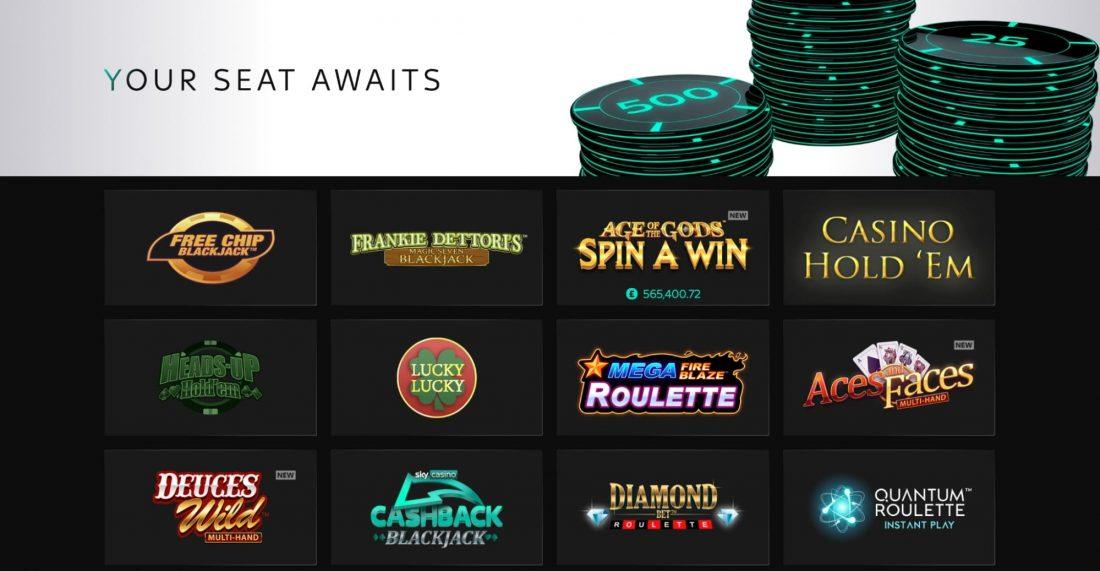 Sky Casino image