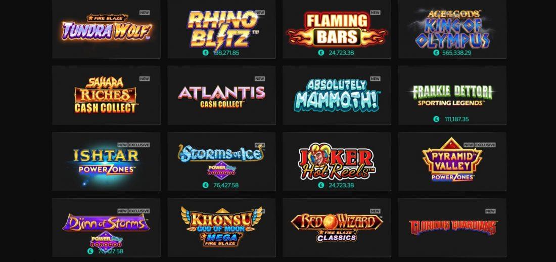 Sky Casino Slots