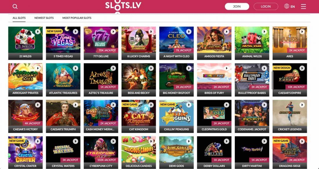 slots.lv-games