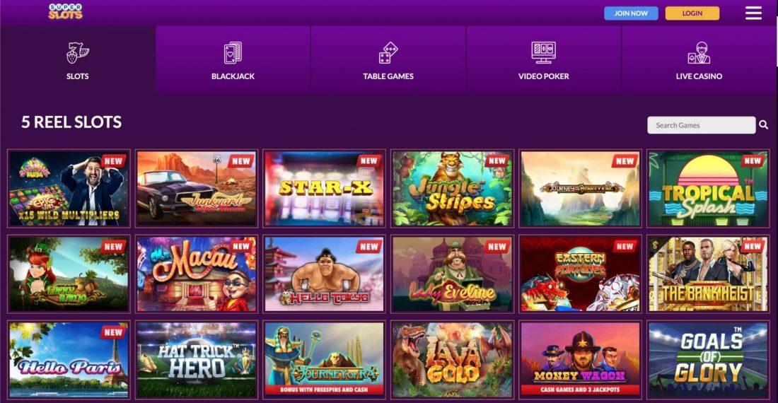 super-slots-games