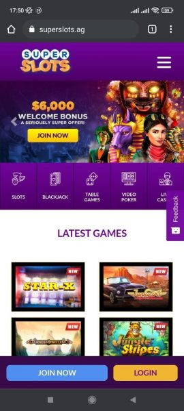 super-slots-mobile-app