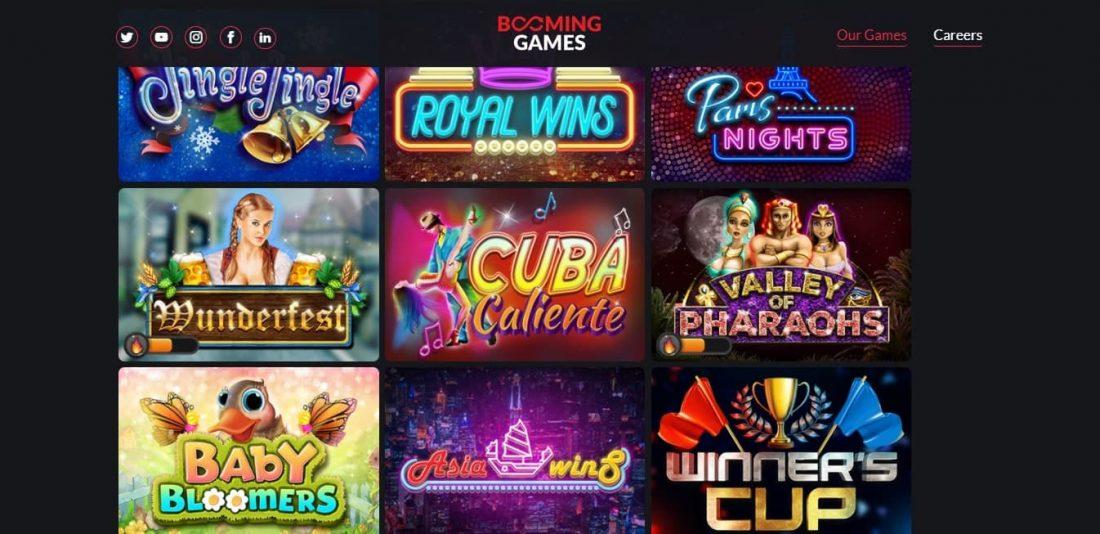 Booming Gaming