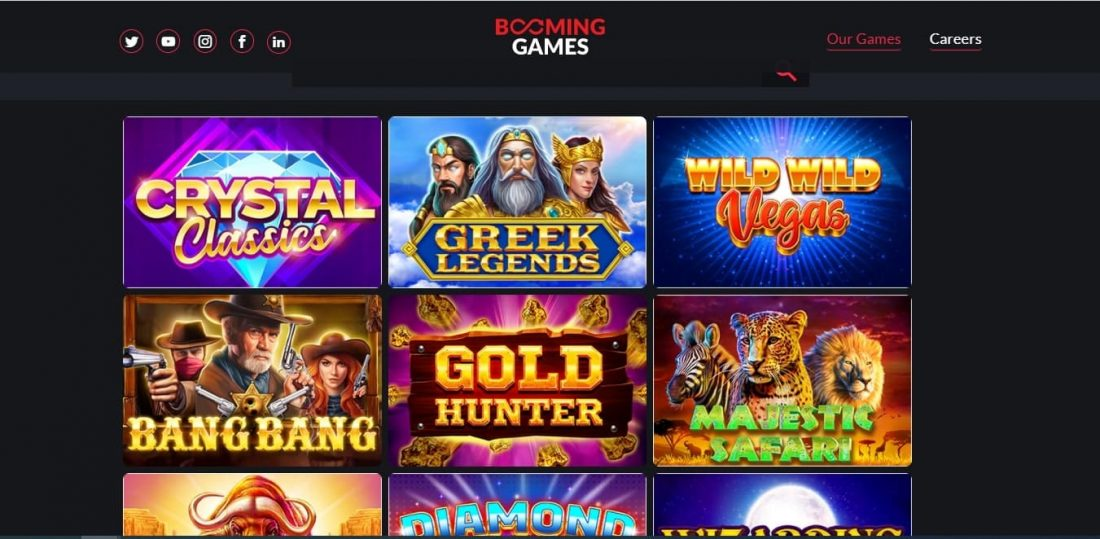 Booming Gaming Software