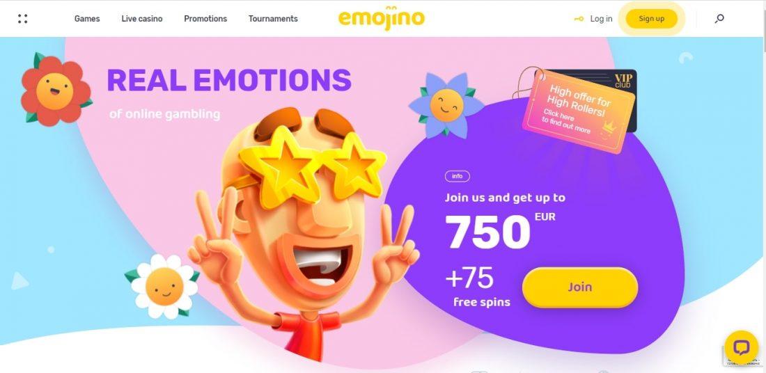 Emojino Casino