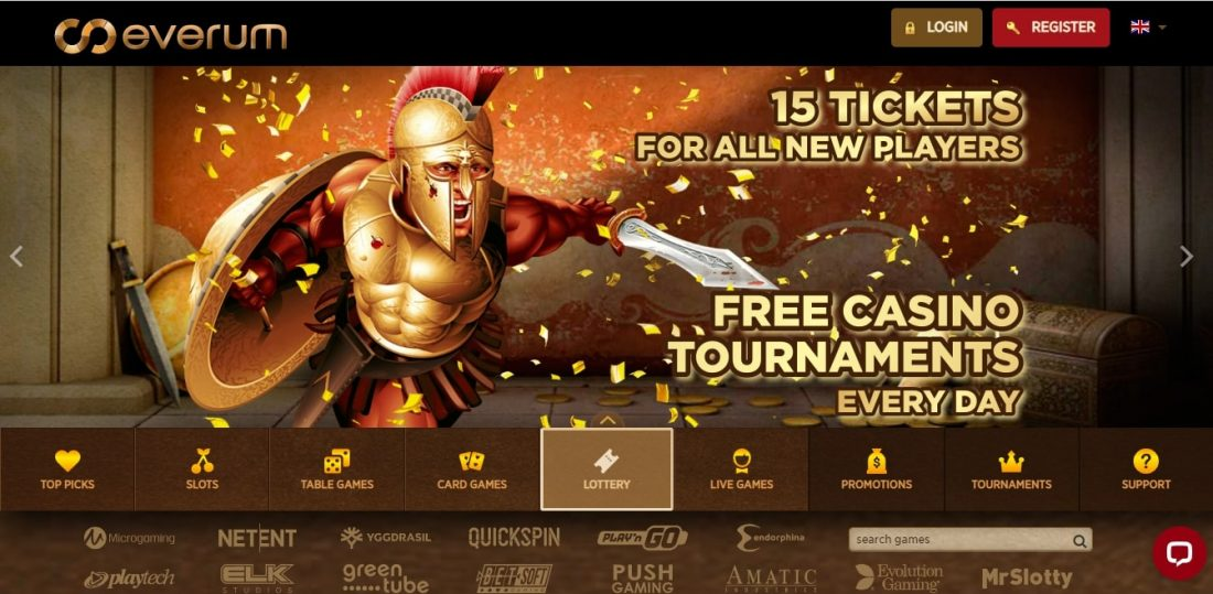 Everum Casino