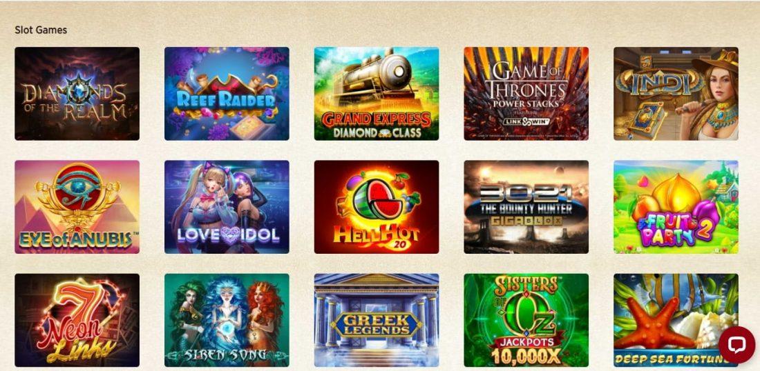 Everum Casino Slots