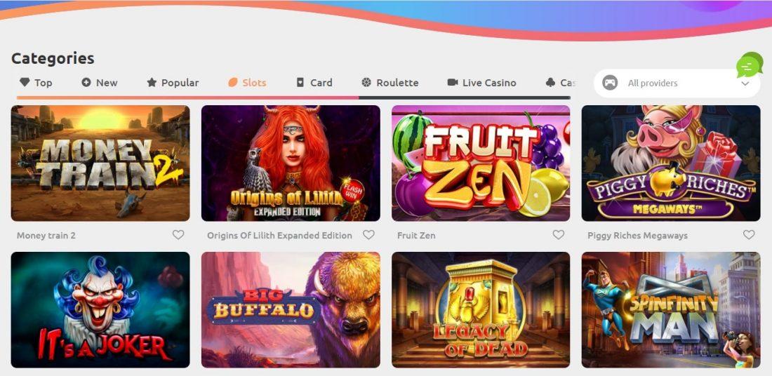 Cadoola Casino Slots