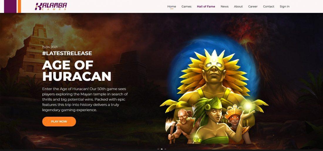 Kalamba Games Software