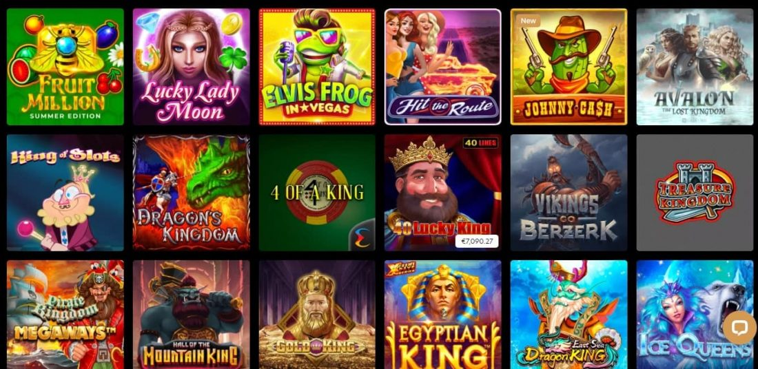 Kingdom Casino Slots