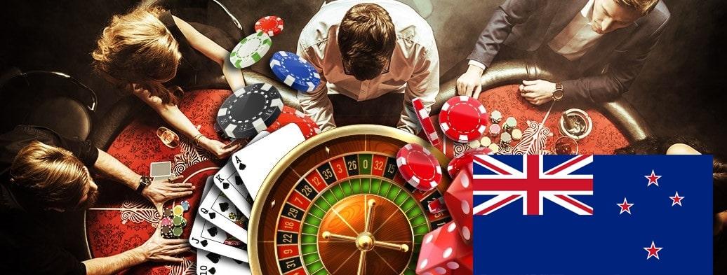 New Zealand Gambling