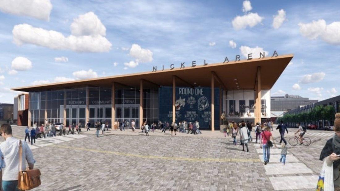 nickel arena