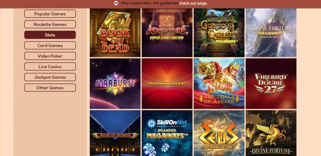 QueenVegas Casino Slots