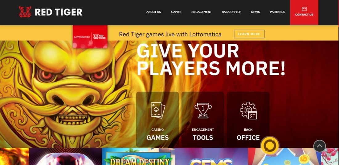 Red Tiger Games