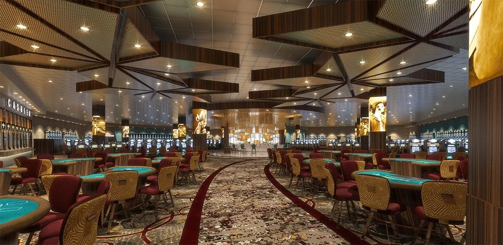 The Rideau Carleton Casino