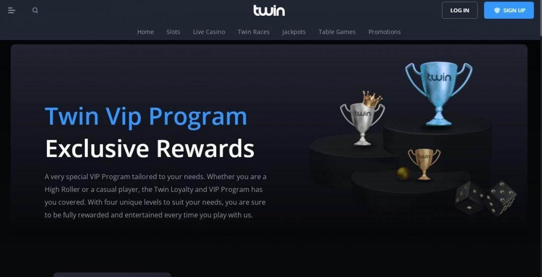 Twin Casino Loyalty Program