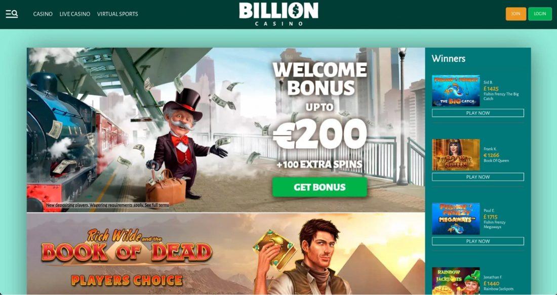 Billion Casino