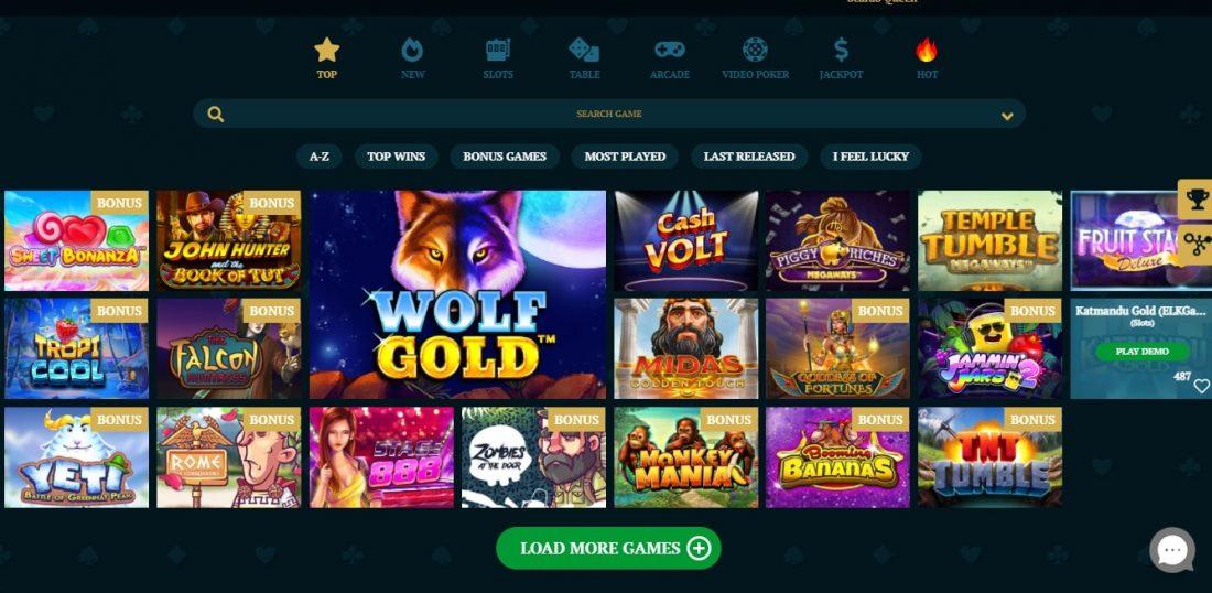 Calvin Casino Games